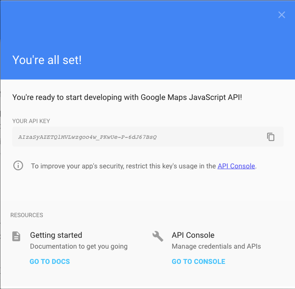 How To Embed Google Maps Api Key